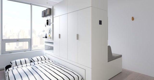 warna lemari kayu minimalis