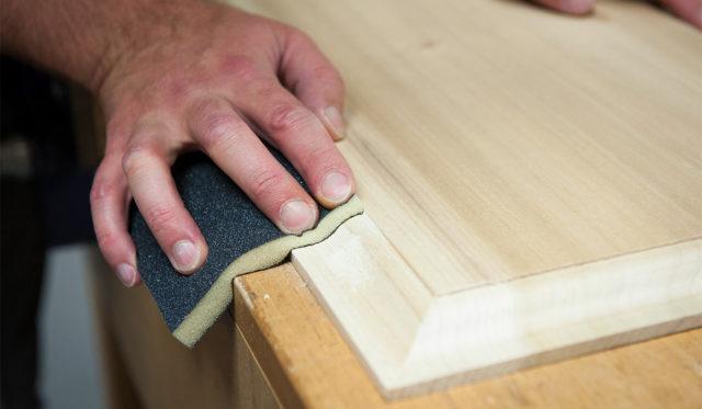 Amplas kayu