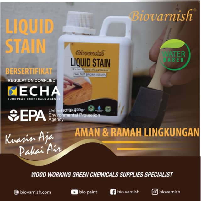 Biovarnish Liquid Stain Series
