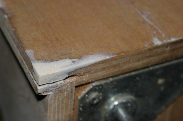 Wood Filler Cepat Kering Dan Tidak Peeling