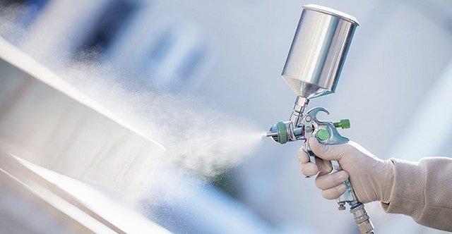 Memilih Aplikasi Spray