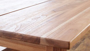 finishing warna kayu transparan